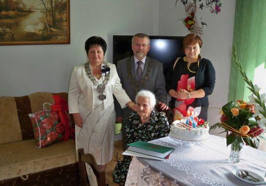 Sto lat Heleny Sikorskiej