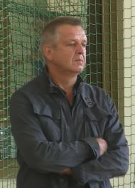 Trener Andrzej Moździerz