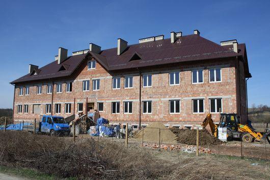Budowa mieszkań komunalnych w Lubaszowej