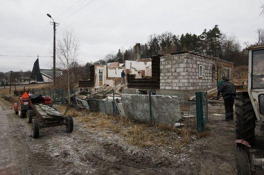 Budowa WOK w Siedliskach